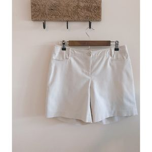 Rafaella Curvy Khaki Shorts - Sz 8